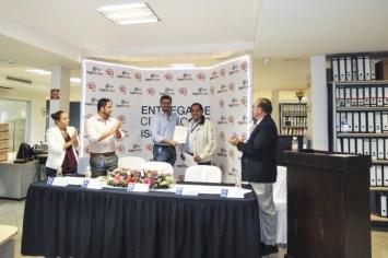 Baja Ferries obtiene la certificación ISO 9001:2008