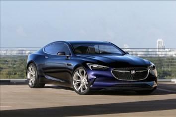 Buick presenta el concepto Avista