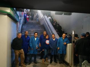 Diseñan sistema de conteo de personas para el Metro