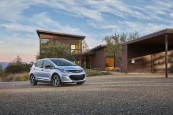 Chevrolet presenta Bolt EV 2017