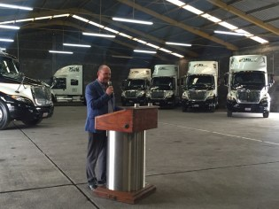 Navistar México entrega unidades ProStar a HG Transportaciones