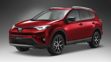Nueva RAV4 2016 de Toyota, más deportiva que nunca