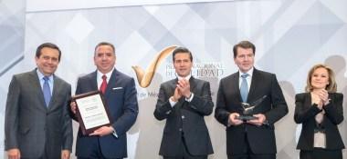 Gana Daimler Planta Santiago el Premio Nacional de Calidad 2015