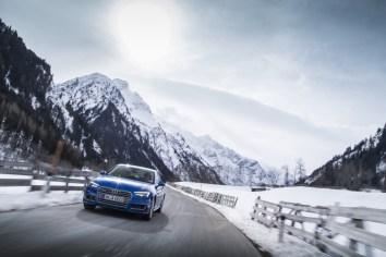 Audi inicia con el nuevo sistema quattro con tecnología ultra