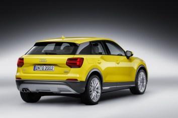 Audi Q2: Diseño cargado de alta tecnología