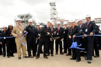 TOTAL da apertura a planta de fluidos especiales de alta pureza en Texas