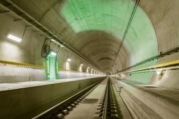 El túnel más grande del mundo ofrecerá viajes al interior de su construcción