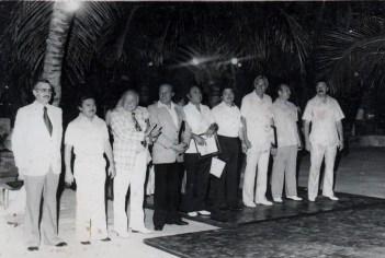ANDANAC celebra 5 décadas de su conformación