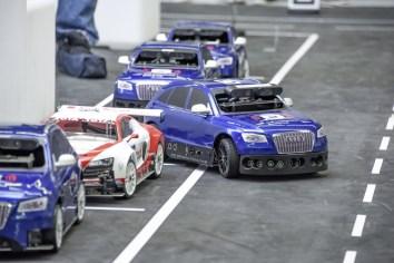 Estudiantes de Nuremberg ganan la Copa Audi de Conducción Autónoma 2016