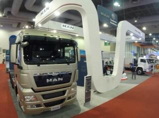 MAN Truck & Bus México presente en Logistic Summit  & Expo 2016