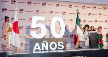 Nissan Planta CIVAC celebra 50 años