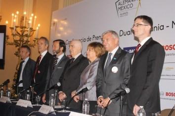 Presentan el Año Dual entre Alemania y México