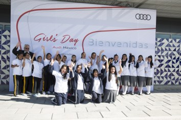 Audi Girls' Day en México