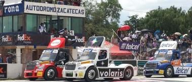 Llegan los grandes de las pistas a Zacatecas