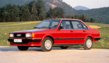 Audi cumple 40 años de motores cinco cilindros