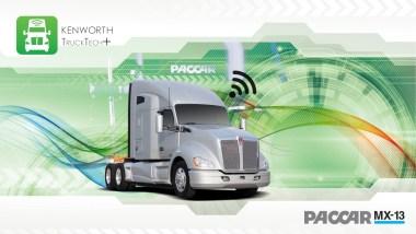 Llega a México la nueva plataforma del motor MX-13 con Truck Tech Plus