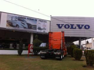 Volvo Texcoco conmemoró su cuarta Feria de Proveedores