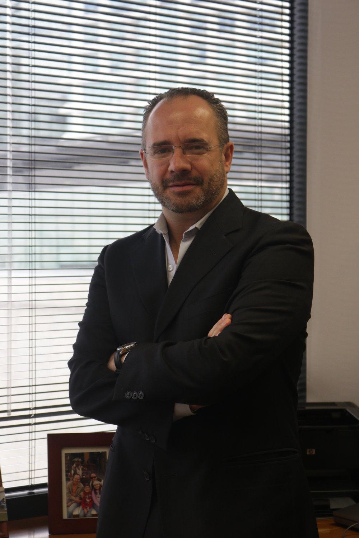 Ángel Fernández, nuevo director de Ventas Buses Navistar