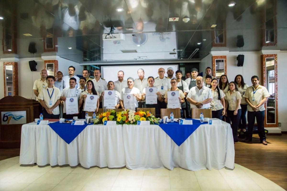 Baja Star de Baja Ferries, reconocido con Distintivo «H» de Sectur