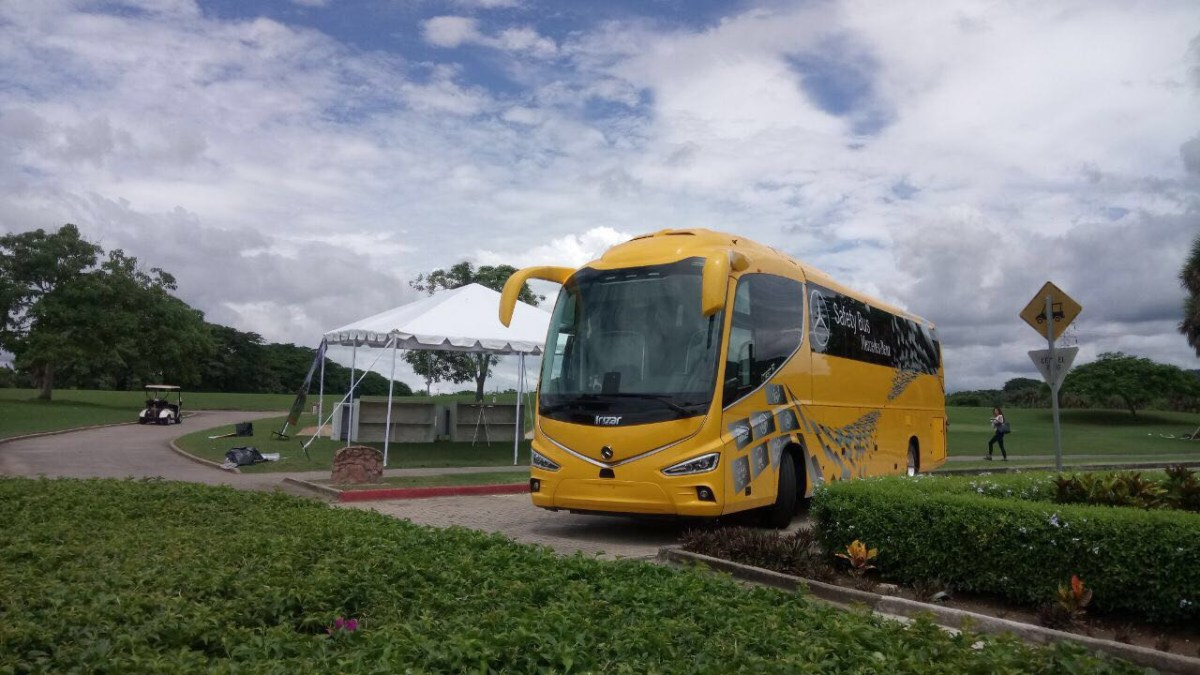 Mercedes-Benz Autobuses y CANAPAT refuerzan convivencia con transportistas
