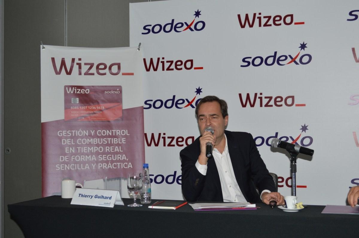 Wizeo de Sodexo promete ahorros de hasta 25 % en combustible