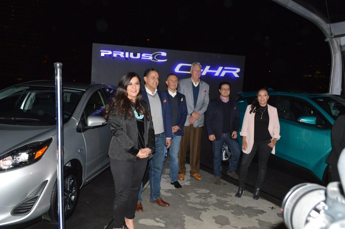 Prius C y C-HR: Toyota, en el camino de la movilidad inteligente