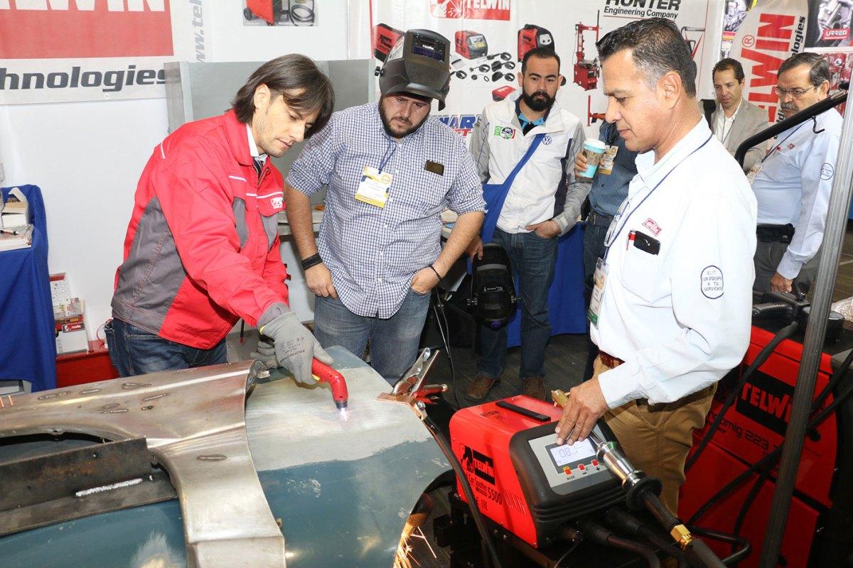 Expo CESVI 2018: rumbo a la reparación exprés en vehículos