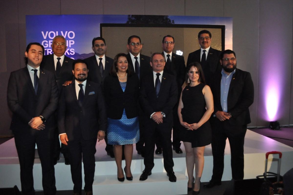 Volvo Trucks México, con especial atención al hombre-camión