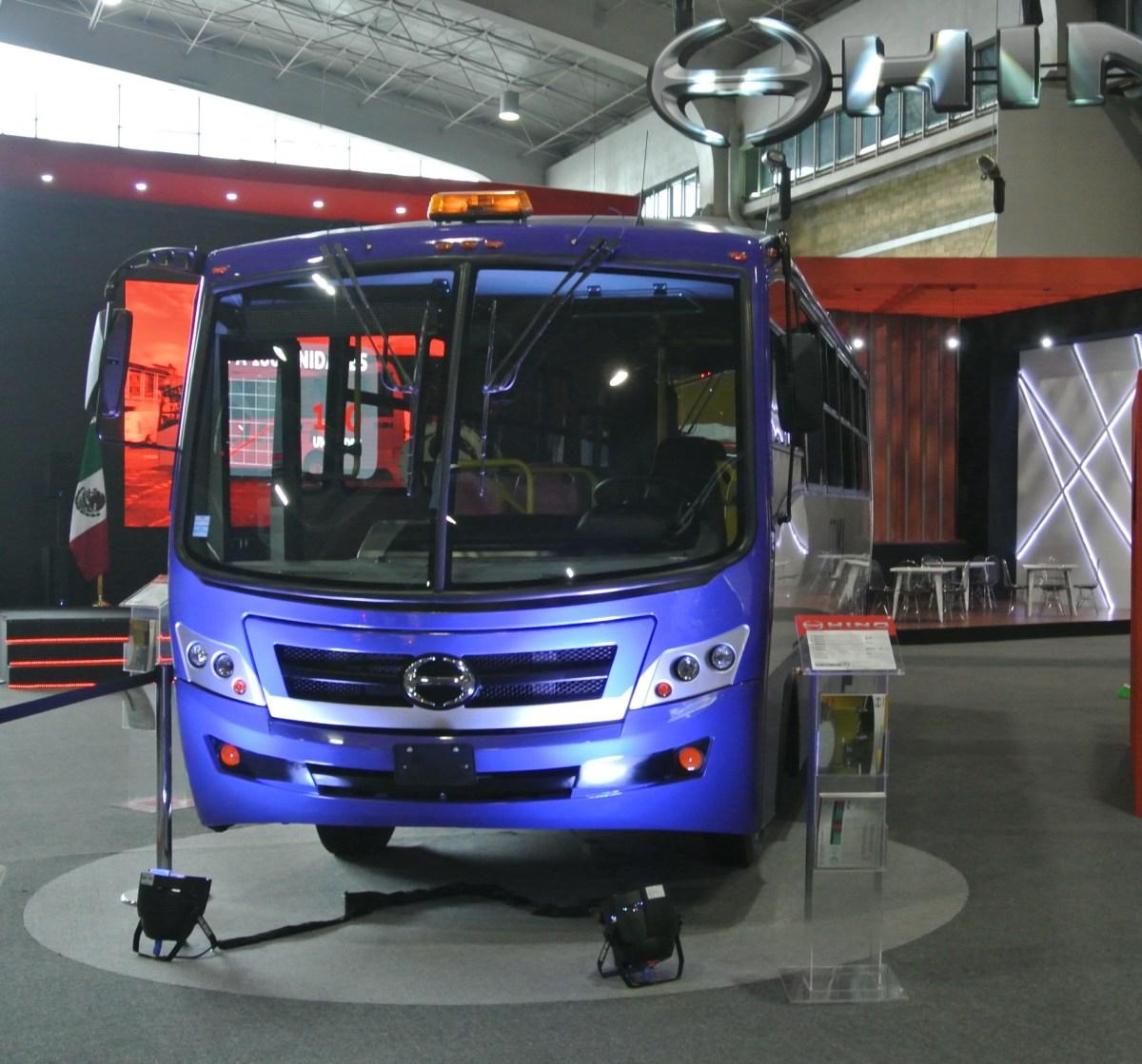 Hino ofrece Soporte Total para el segmento de buses