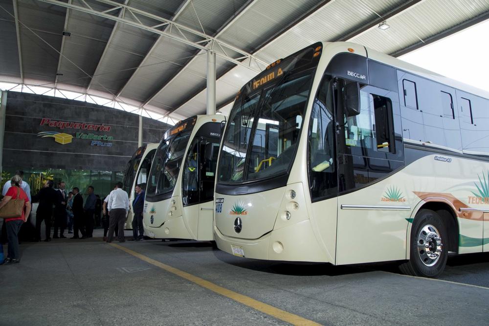Tequila Bus impulsa el turismo con Mercedes-Benz Autobuses