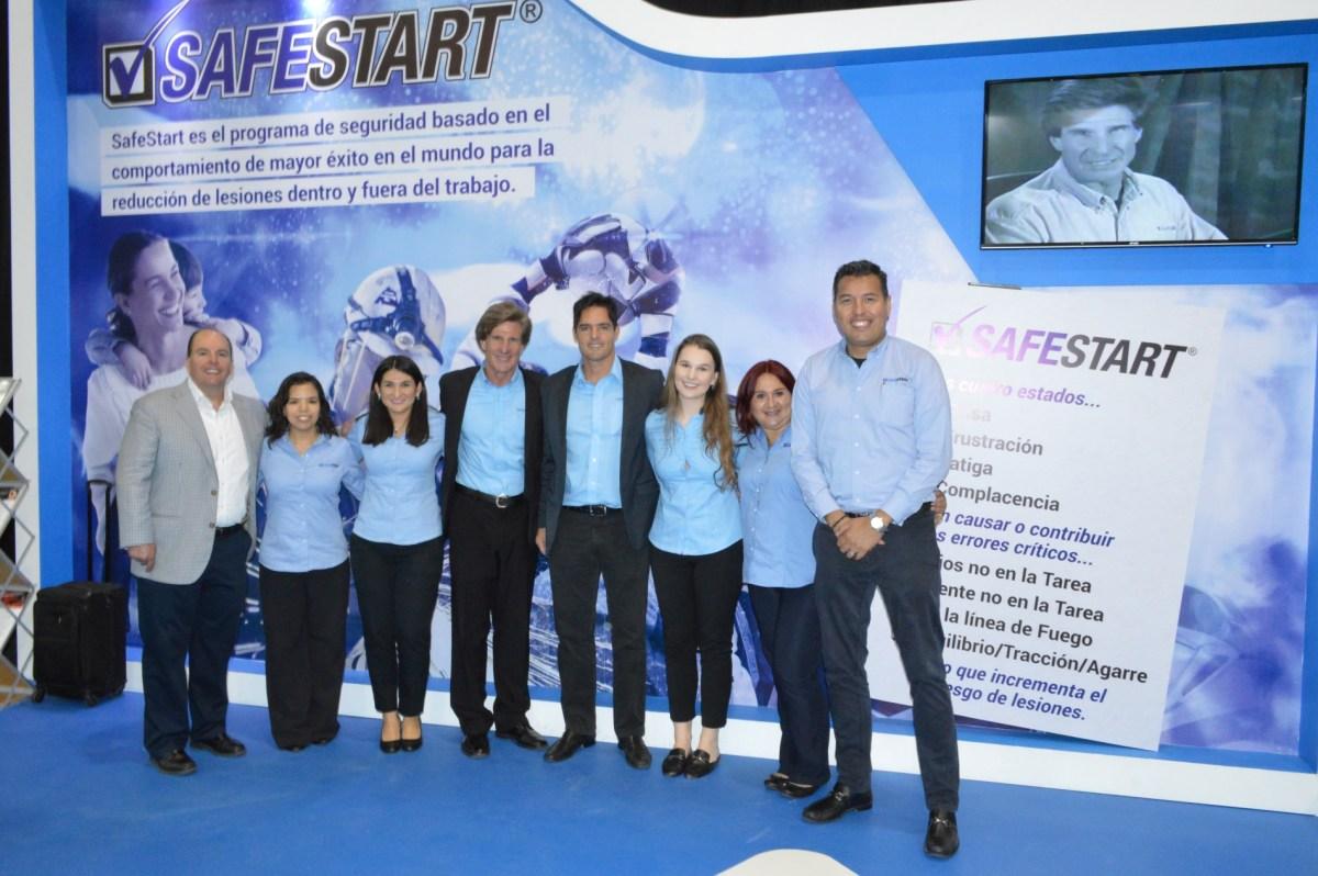 Safestart desarrolla la seguridad personal
