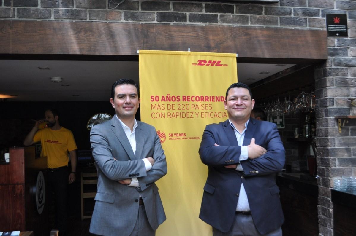 DHL contribuye al crecimiento del e-commerce en México