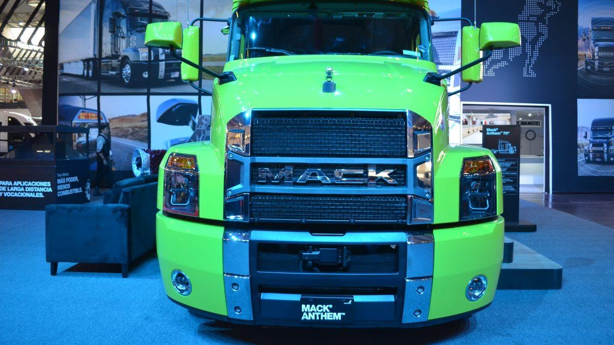 Mack Trucks, en su mejor momento: Luz Elena Jurado