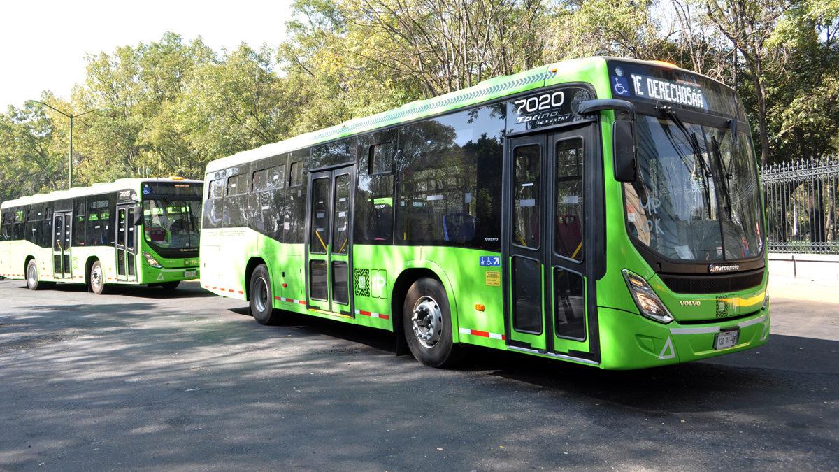 Incorpora RTP autobuses Volvo con tecnología Euro 6