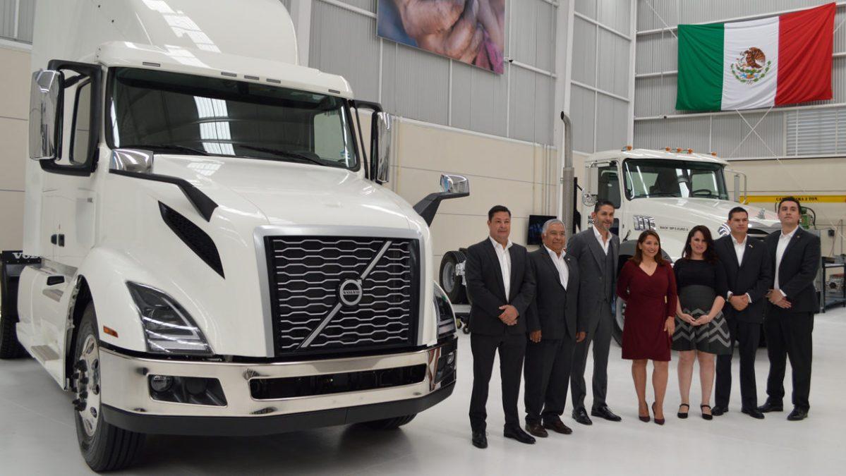 Volvo y Mack, por mayor posicionamiento en el mercado