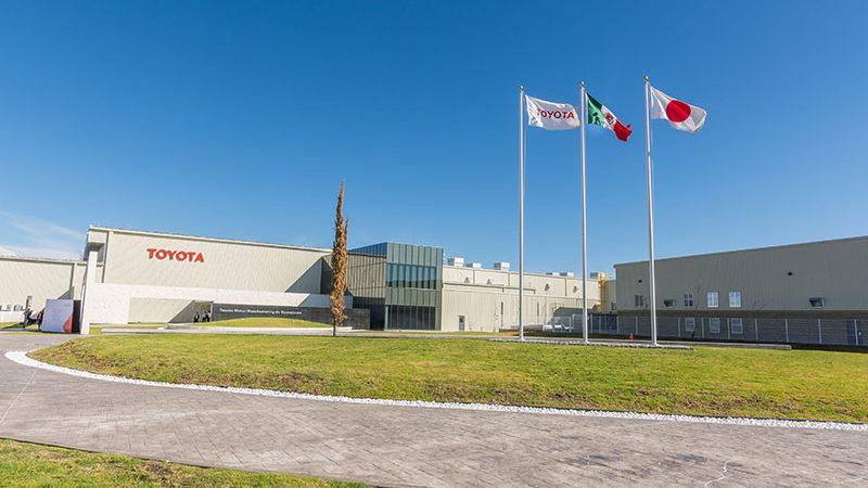 Toyota retomará operaciones en Guanajuato el 11 de mayo