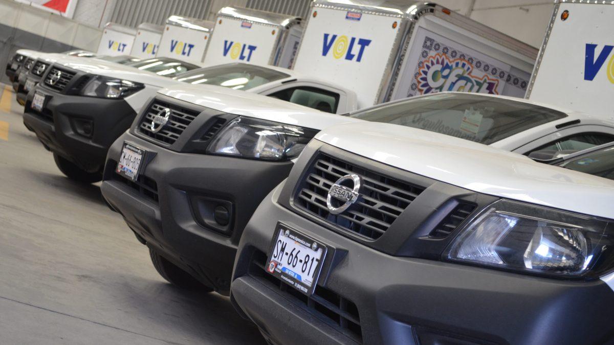 Arrendamiento vehicular, con números positivos en 2019