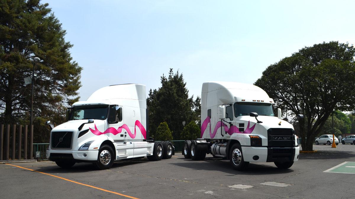 Impulsa Volvo Trucks el liderazgo de las mujeres