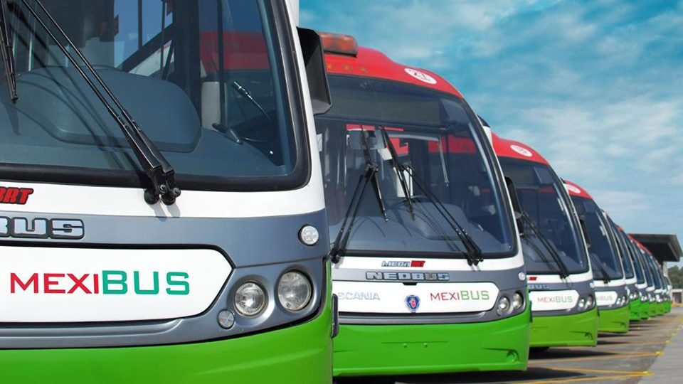 Va transporte público al 50 % de su capacidad en Edomex