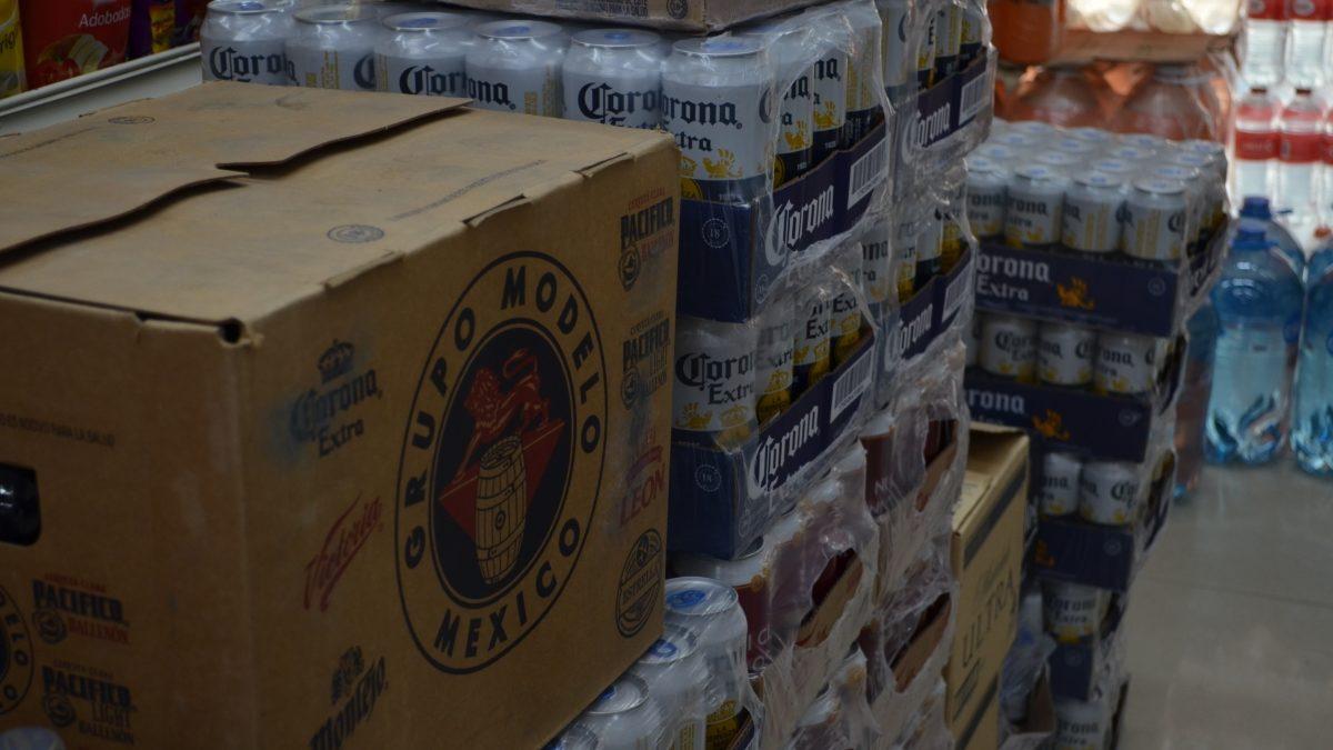 Suspenderá Grupo Modelo producción y venta de cerveza