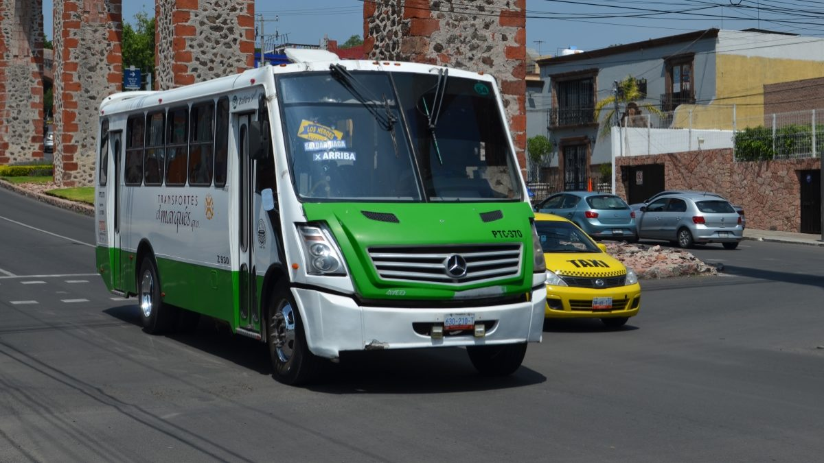 Transporte público, vulnerable ante COVID-19