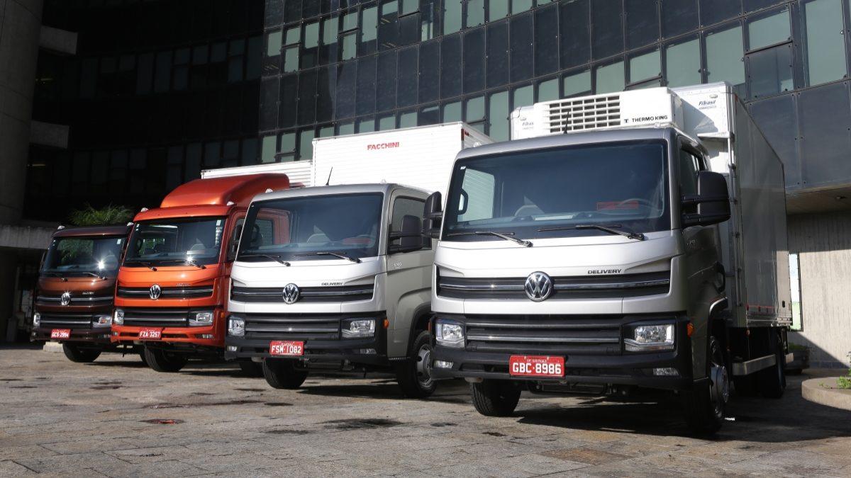 Venta de vehículos pesados cae durante marzo