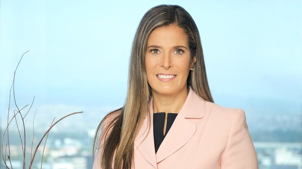 Sofía Belmar, primera mujer en presidir la AMIS