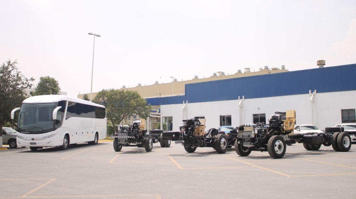 Industria de vehículos pesados, bien productivo para la economía: ANPACT