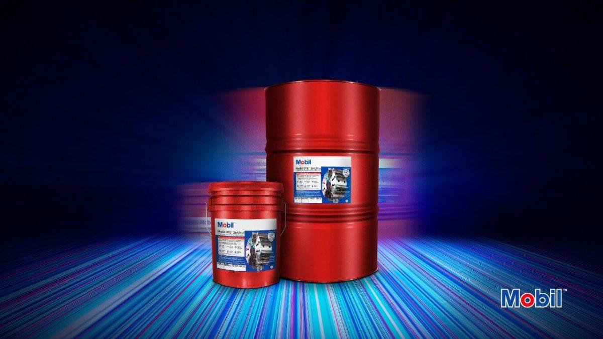 Lanza Mobil serie de fluidos hidráulicos para industria de la manufactura