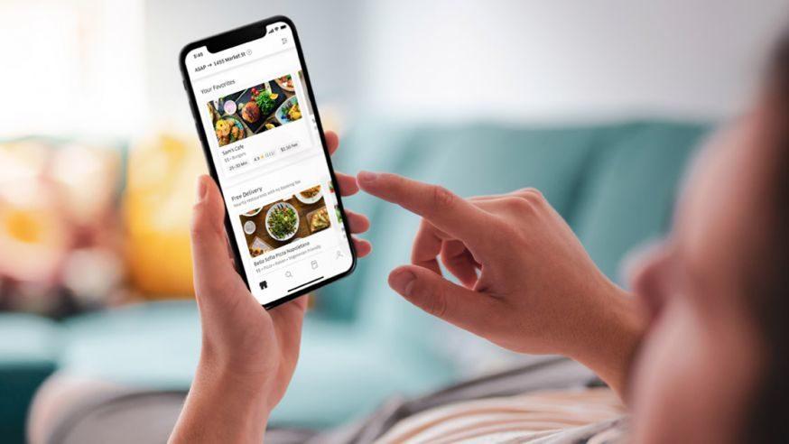 Uber Eats y cadenas de restaurantes donan alimentos y material médico