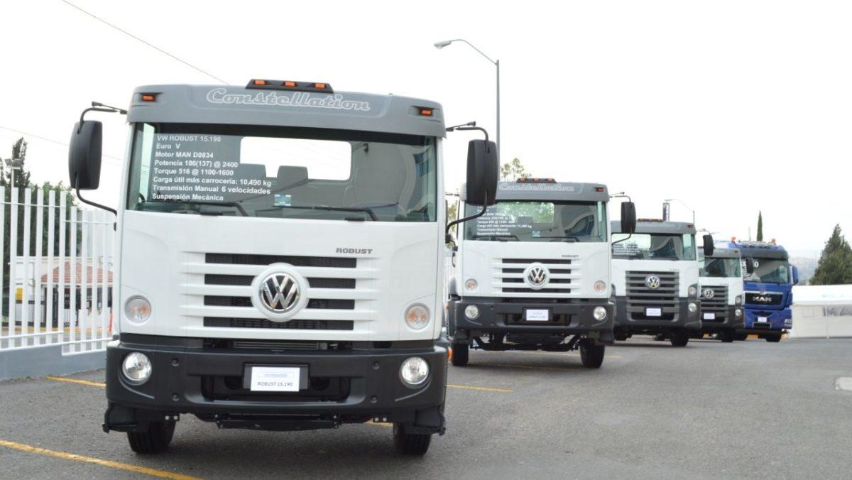 Venta de vehículos pesados se mantiene a la baja en junio