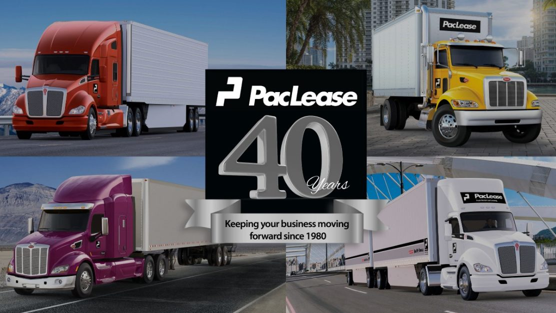 Celebra PacLease 40 años a nivel mundial
