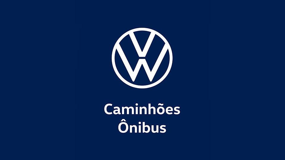 Logo de Volkswagen Camiones y Autobuses evoluciona en Brasil