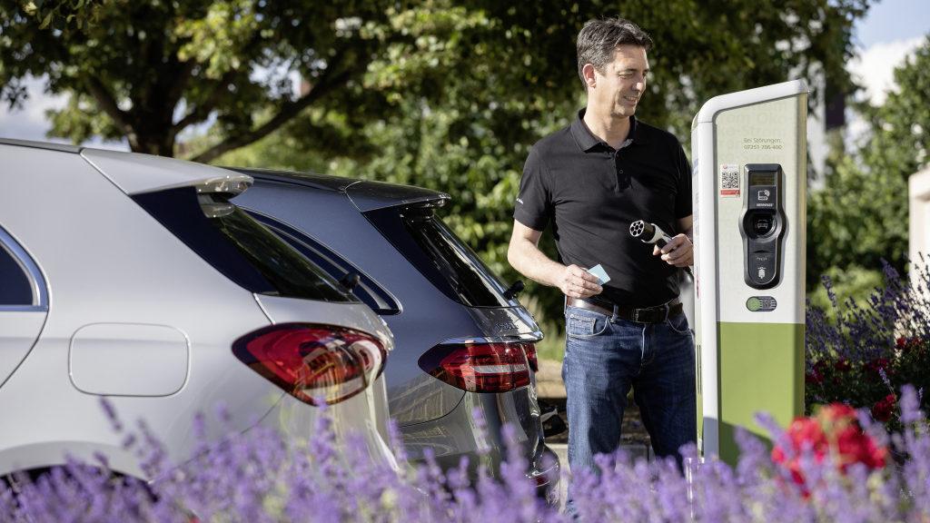 Híbridos enchufables Mercedes-Benz, paso hacia la electromovilidad